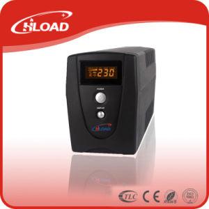 Pure Sine Wave LCD Display 600va UPS 2000va UPS Price pictures & photos