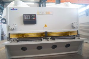 Hydraulic Guillotine Shearing Machine (QC11Y 35X3200) pictures & photos