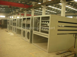 Non Tension Shrink Dryer Machine for Textile Machinery pictures & photos
