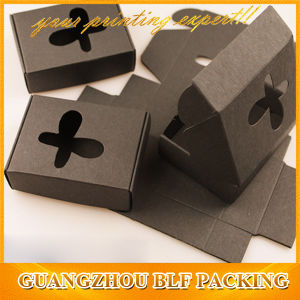 Paper Packaging Box Without Glue pictures & photos