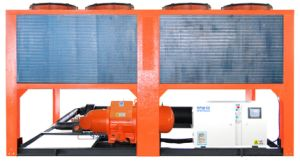 435kw Air Chiller with 10 Degc Chilled Temeprature pictures & photos