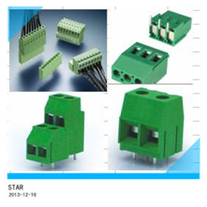 China Facory PCB Terminal Block pictures & photos