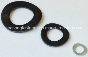Wave Spring Washer (DIN137) pictures & photos