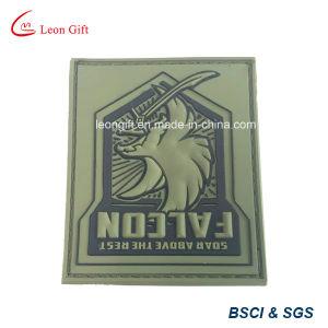 Wholesale Custom Design PVC Rubber PVC Patches pictures & photos