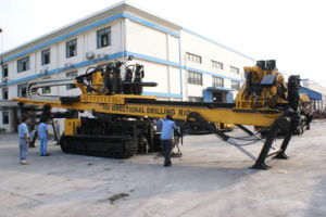 HDD Trenchless Horizontal Directional Drilling Rig Using for Undeground Pipe Laying (RZT-3350)