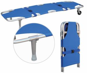 Aluminum Alloy Folding Stretcher