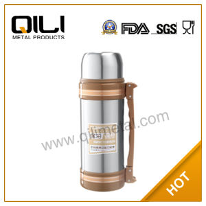 SGS Approved Stainless Steel Vacuum Flask (QL-G021)