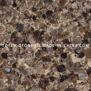 Wholesale Price Artificial Crystal Quartz Stone Slab for Sale pictures & photos