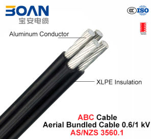 ABC Cable, Aerial Bundled Cable, 0.6/1 Kv (AS/NZS 3560.1) pictures & photos