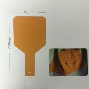 Hand Held Spill Shield for Dental Treatment Use pictures & photos