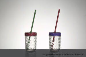 Glass Jar with Tinplate Lid