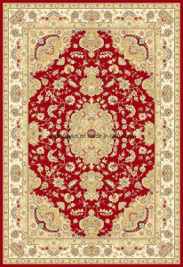 Wilton Machine Made Viscose Oriental Carpet Rug pictures & photos