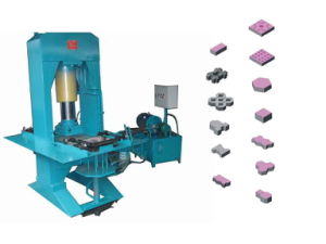 Low Price Cost Block Machinery Manufacturer Brick Paving Machine pictures & photos