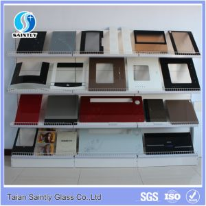 4mm Painted Heat Resistant Oven Door Tempered Glass pictures & photos
