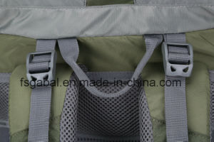 Water Resistant Nylon Mountain Adventure Gear Camping Bag Backpack pictures & photos