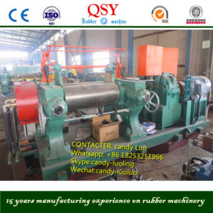 Used 18 Inch Open Mixer Machine for Rubber Sheet pictures & photos