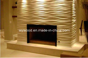 MDF 3D Wave Board (No. 1) pictures & photos