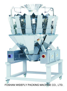 Automatic Computerized Mulithead Weigher for Snack Foods Packing pictures & photos