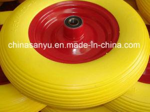 PU Foam Wheel (4.00-8, 3.50-8)