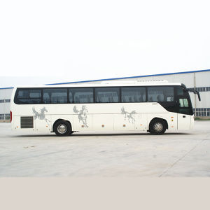 Cummins Engine 12m Luxury Passenger Bus with 55-70 Seats pictures & photos