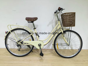 "24""Moer, City Bike, 6speed, Shimano pictures & photos"