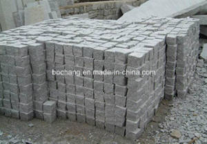 G603 Light Grey Granite Cube Kerbs Paving Stone pictures & photos