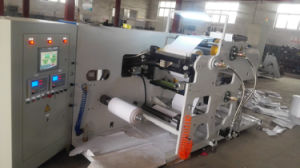 Paper Label Hot Melt Adhesive Coating Machine with Sponge pictures & photos