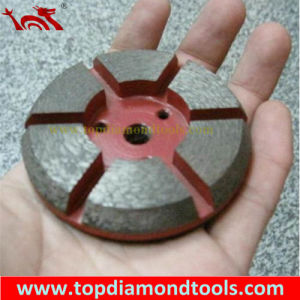Diamond Grinding Pucks for Concrete Floor Grinding pictures & photos
