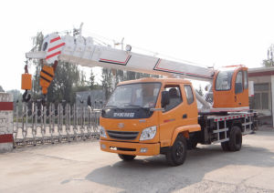 Hot Sale! 7 Ton Chinese High Quality Truck Crane pictures & photos