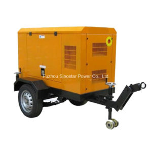 10kw to 500kw Diesel Generator with Trailer Type pictures & photos