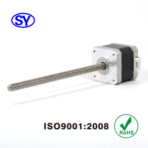 42mm Lead Shaft Stepper Electrical Motor pictures & photos