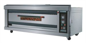 Double Deck Electrical Oven for Breads Baking pictures & photos
