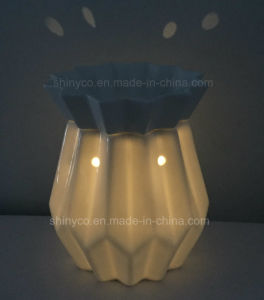 Electric Translucent LED Light Candle Warmer pictures & photos