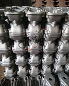 Sand Casting Manufacturer Casting Truck Parts with Ts 16949 Certification pictures & photos