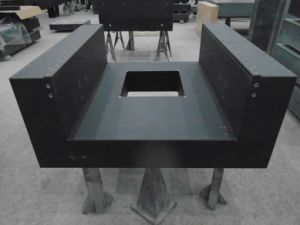 High Precision Granite Base for Precision Machinery pictures & photos