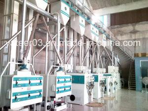 Nzj150 Nzj200 Nzj300 Nzj400 Complete Rice Mill / Milling Machine pictures & photos