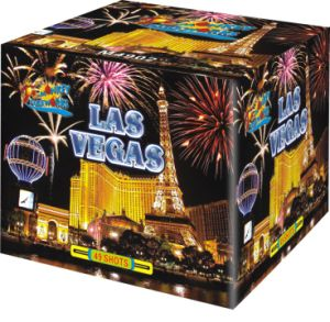 49shots Celebration Cakes 1.4G Fireworks (M4902)