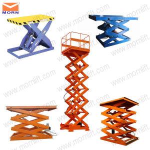 2500kg Load Platform Scissor Lift for Sale pictures & photos