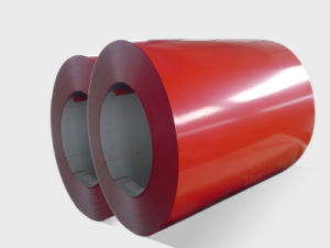 (0.13mm-1.4mm) Prepainted Galvanized Steel Coil/Color Coated Steel Coil pictures & photos