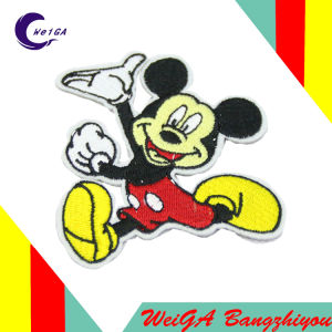 a Wide Variety of Styles of Good Quality Embroidery Patch pictures & photos