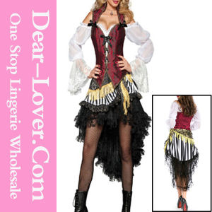 Fancy Carnival Halloween Sexy Party Adult Costume pictures & photos