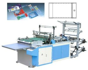 Dzb-700 Automatic High Speed Shopping Plastic Bag Making Machine pictures & photos