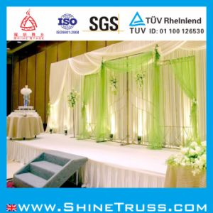 Aluminum Truss Stand for Curtain Hanging Decoration pictures & photos
