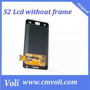 Mobile Phone LCD Galaxy S2 I9100 with Frame pictures & photos