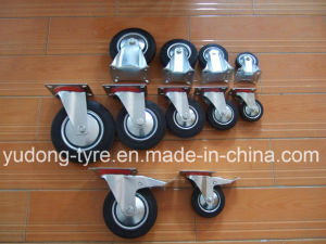 Industrial Caster Wheel Rigid and Swivel Caster with Brake pictures & photos