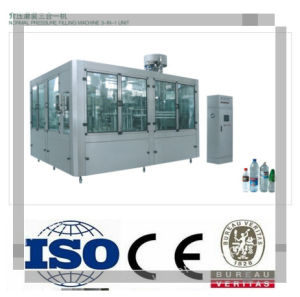 Automatic 3 in-1mineral / Pure Water Filling Machine (hot sale) pictures & photos