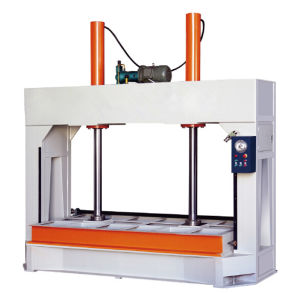 Hydraulic Cold Press Machine for MDF /PVC Door pictures & photos
