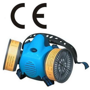 Safey Half Gas Mask Chemical Respirator for Industry (JMC-403A) pictures & photos