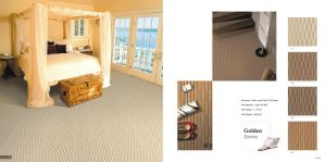Machine Made Jacquard Hotel Carpets pictures & photos