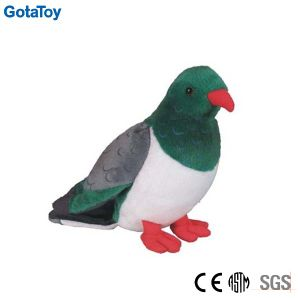Custom Plush Pigeon Stuffed Toy Soft Toy pictures & photos